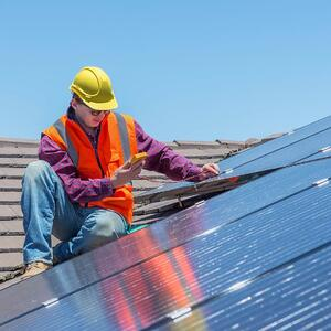 solar as an added revenue stream