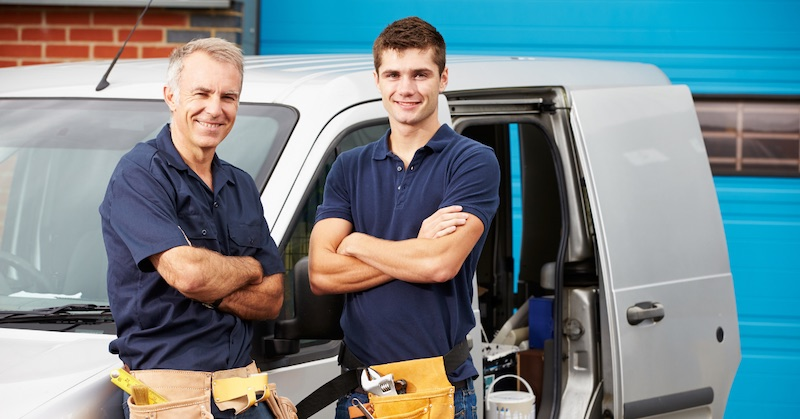 family-owned HVAC business