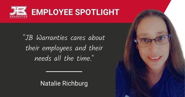 JBW-EmployeeSpotlight-NatalieRichburg-Social