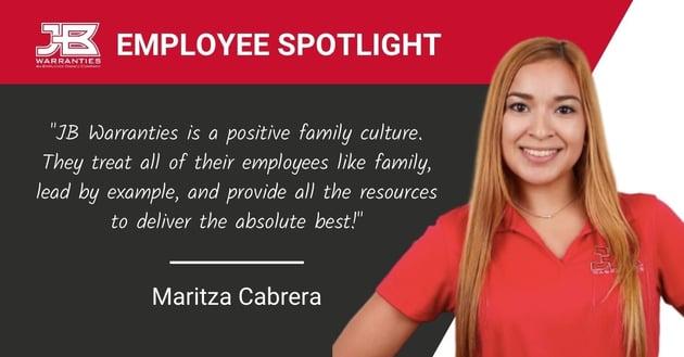 JBW-EmployeeSpotlight-MaritzaCabrera-Social