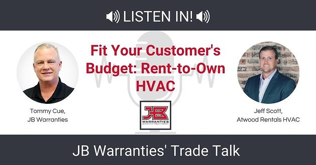 Trade Talk - Atwood Rentals HVAC
